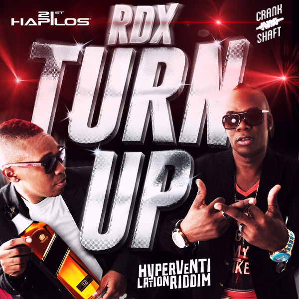 RDX – Turn Up