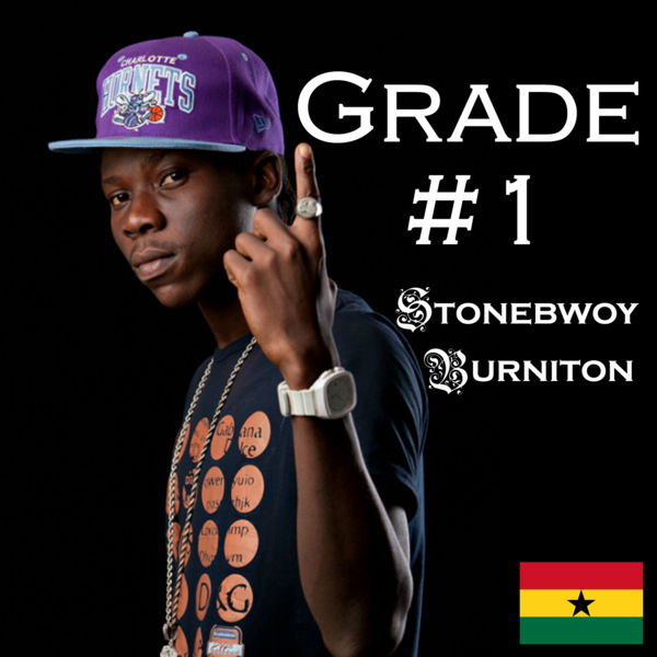 Stonebwoy Burniton – Give All Out