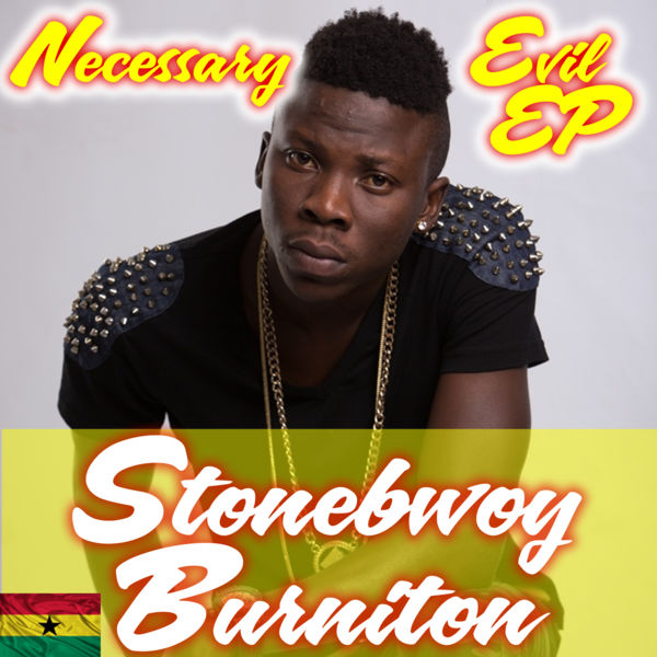 Stonebwoy Burniton – Rat Race (Reggae Refix)