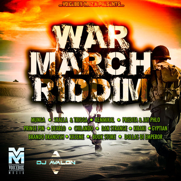 Gyptian – War March