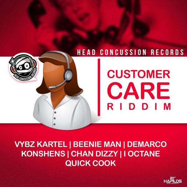 Rvssian – Customer Care Riddim