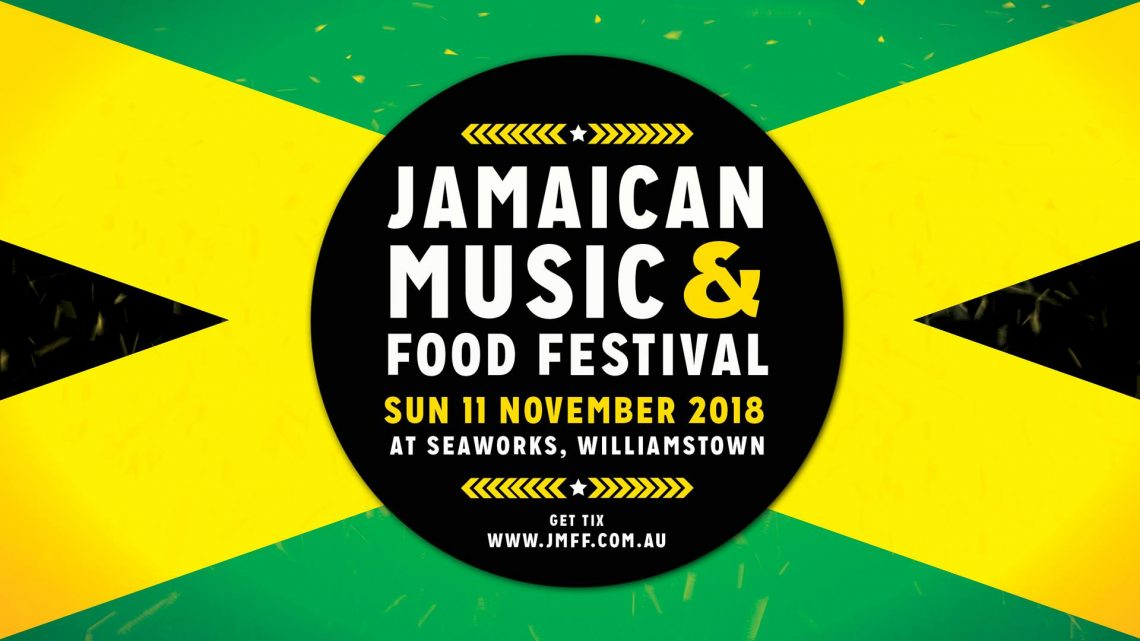 Jamaican Music & Food Festival 2018