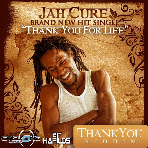 Jah Cure – Thank You for Life