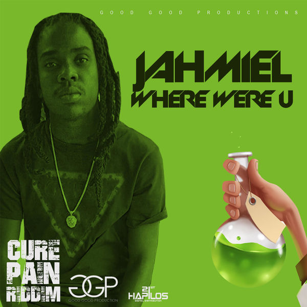 Jahmiel – Where Were U