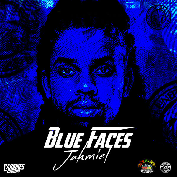 Jahmiel – Blue Faces