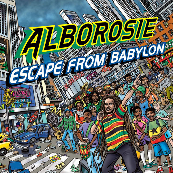 Alborosie – Global War