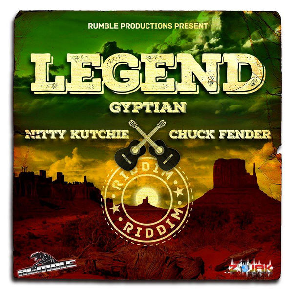 Gyptian – All I Want