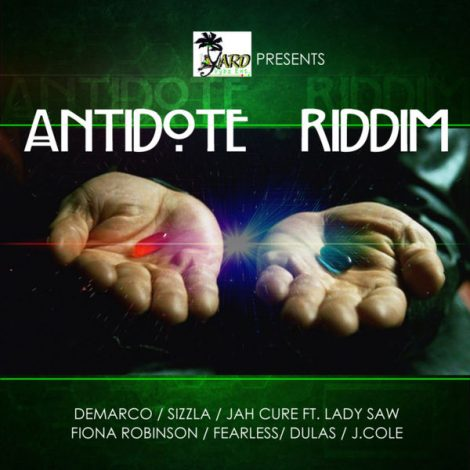 Jah Cure – Don't Wanna Fight (feat. Lady Saw)