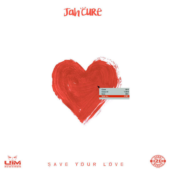 Jah Cure – Save Your Love