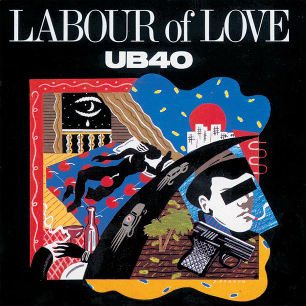 "UB40 – Red Red Wine (12"" Version)"