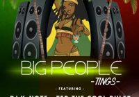 Big People Tings