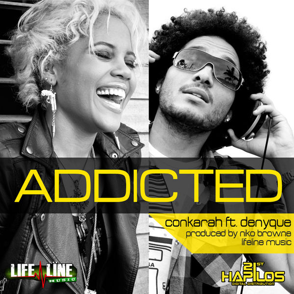 Conkarah & Denyque – Addicted