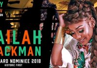 Nailah Blackman Sydney Live at Prescription Nightclub