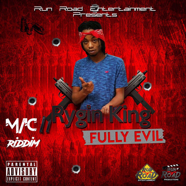 Rygin King – Born Fi Evil