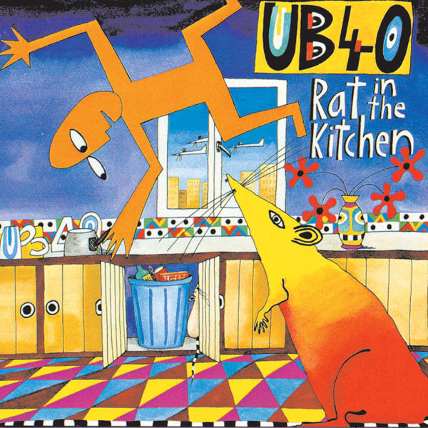 UB40 – Rat In Mi Kitchen