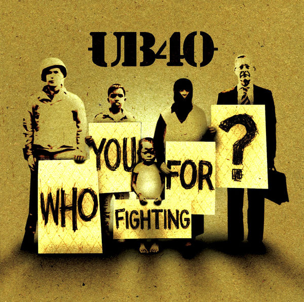 UB40 – Gotta Tell Someone
