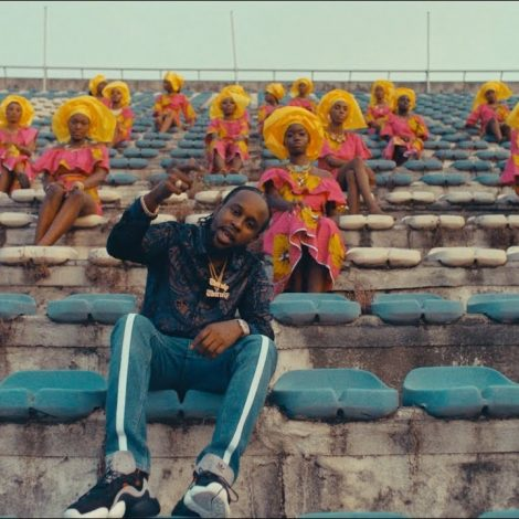 Popcaan – Dun Rich (feat. Davido) [Official Video]