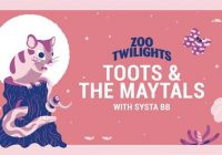 Toots & The Maytals at Zoo Twilights (CANCELLED)