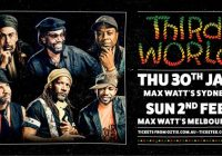 Third World – Max Watt's Sydney