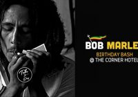 Bob Marley Birthday Bash 2019