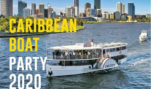 Caribbean Boat Party 2020